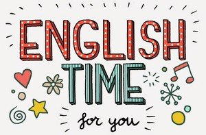 New English courses starting from April